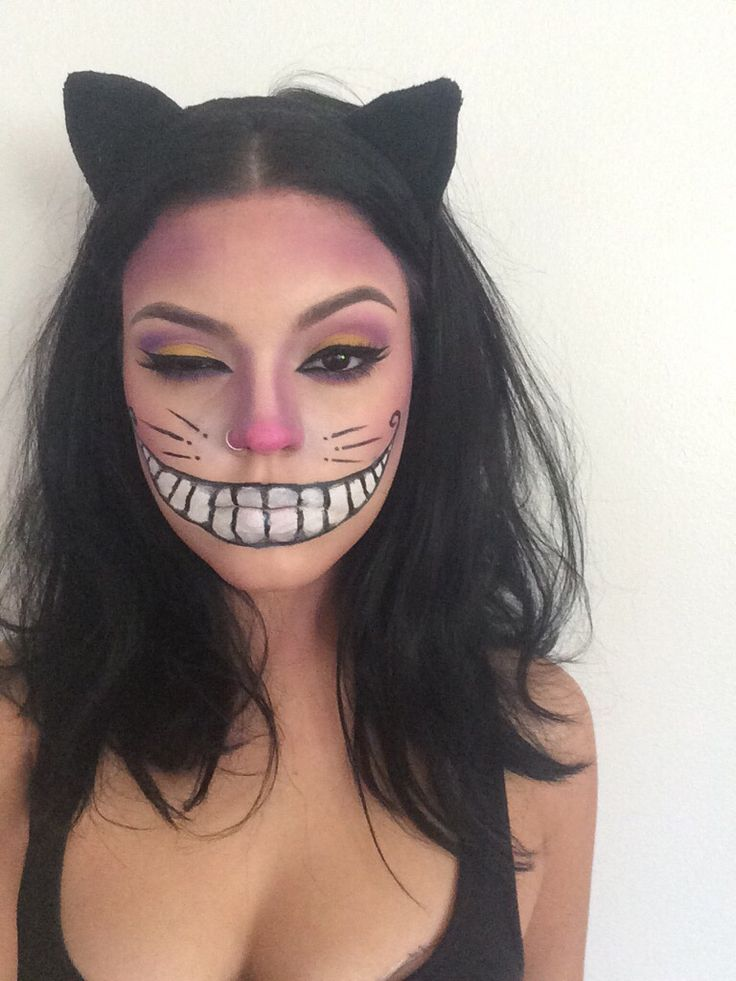 Make Up Halloween Ideas.Halloween Costume Make Up Sc 1 St Youtube