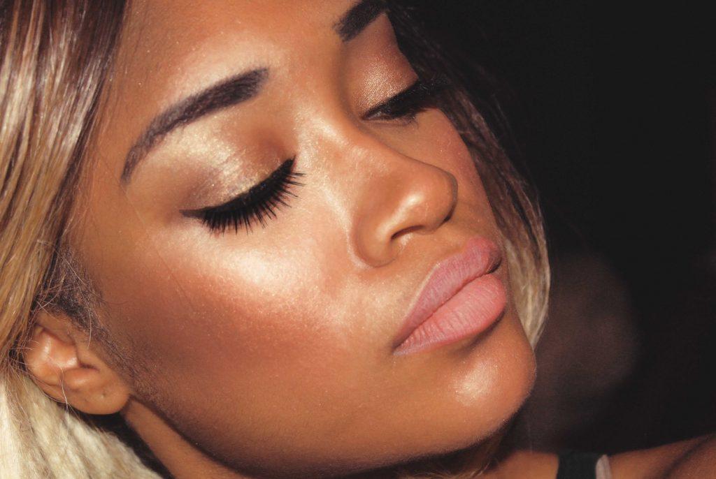 ... makeup for black women flawless glowing dewy skin summer makeup you microbladers las vegas ...