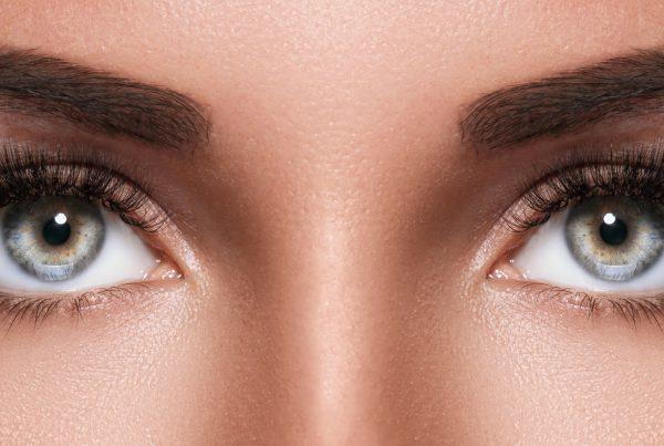 Eye Makeup with Microshading