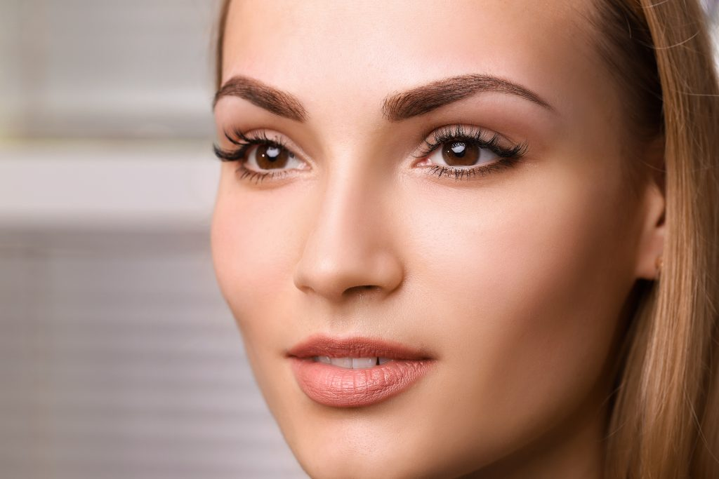Natural Effortless Microbladed Brows