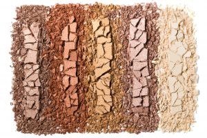 Neutral Colors in Nude Makeup Palette