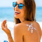 Swim Smudge Free with BB Glow