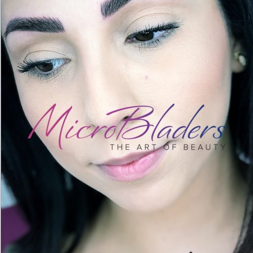 Microblading Eyebrows by Karla at MicroBladers Las Vegas