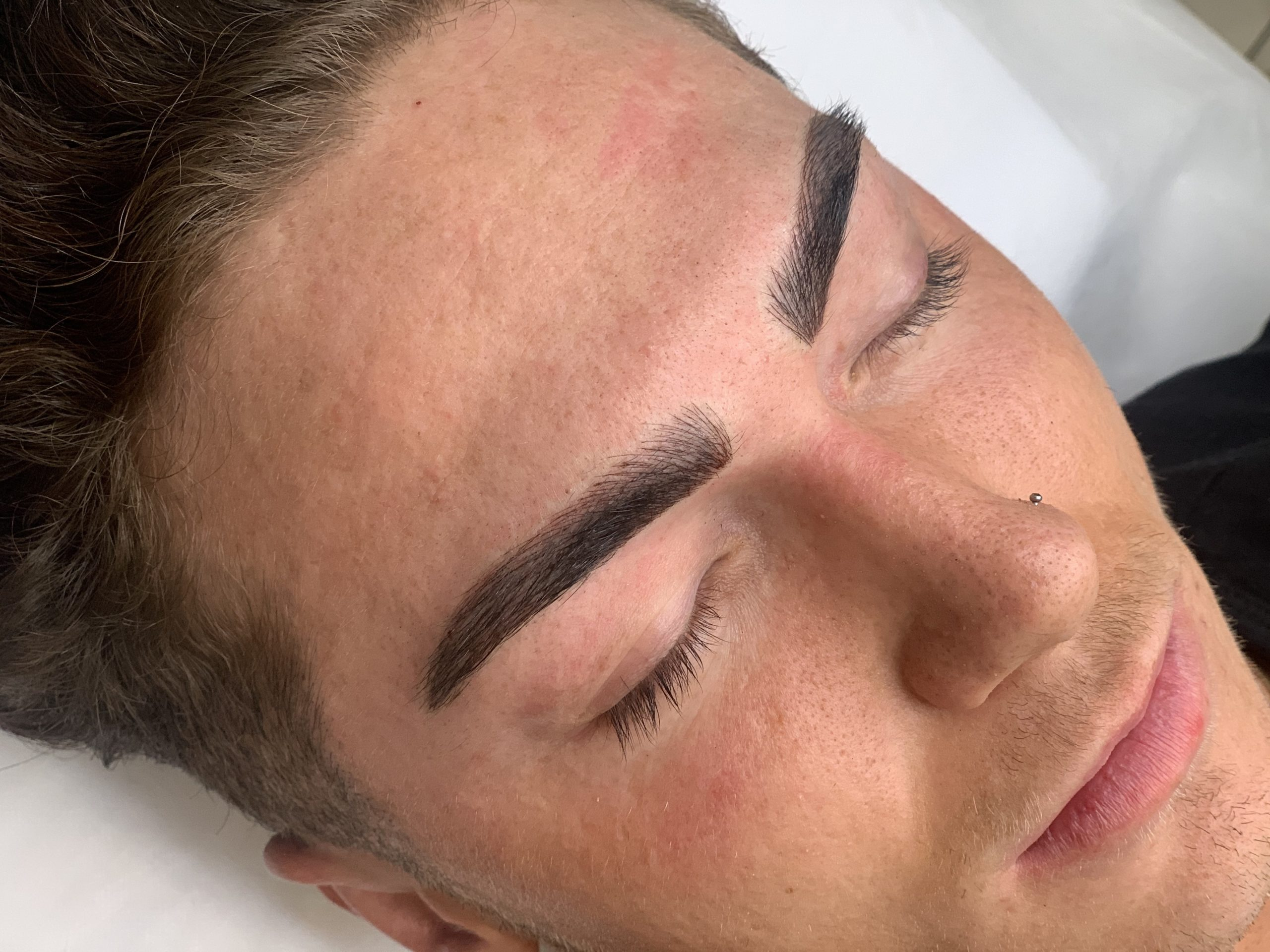 Brow Manscaping: Why Now Is Better Than Ever To Microblade Those Brows
